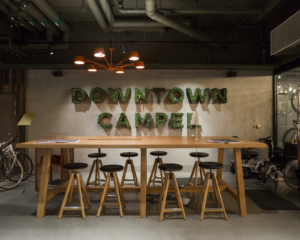 DOWNTOWN CAMPER BY SCANDIC